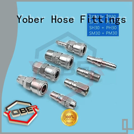 Yober quick connector series for water pipeline system