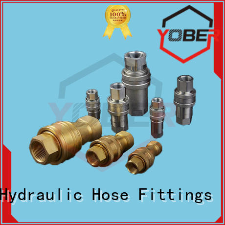 Yober quick connect coupling factory direct supply for oil refining