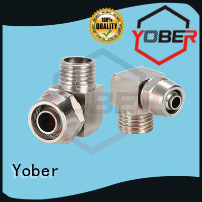 Yober female hydraulic adapter fittings series for agricultural machines