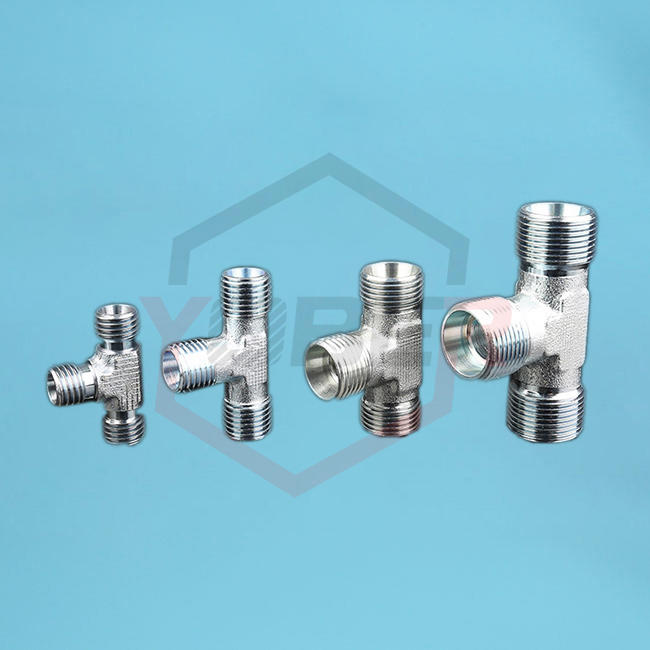 AC Hydraulic Sleeve Hose Fitting