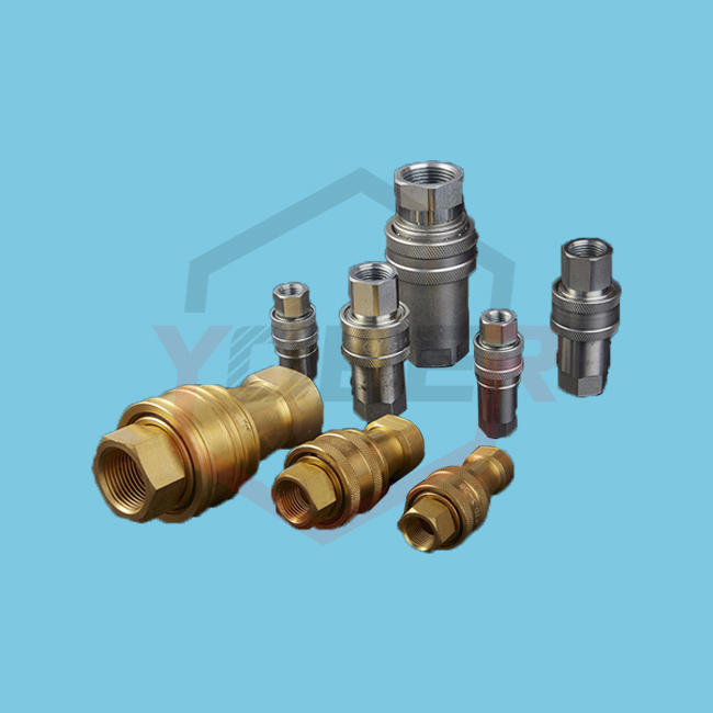 No Leakage High Pressure Quick Hydraulic Connector