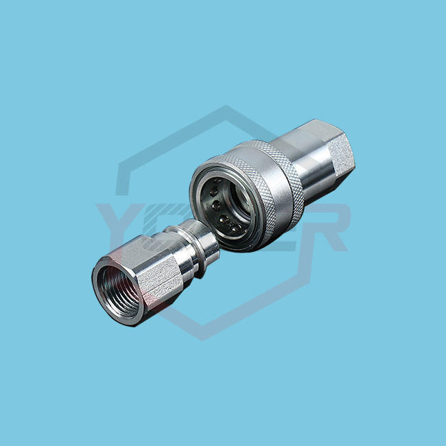 Female Thread Hydraulic Couplings Quick Connector