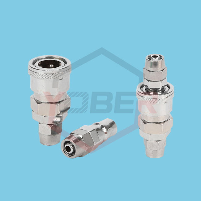 Pneumatic Fittings C Type Auto-lock Quick Connector Fittings