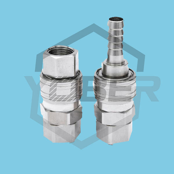 China Factory OEM Wholesale High Pressure Fittings Quick Release Coupler Pneumatic Connector