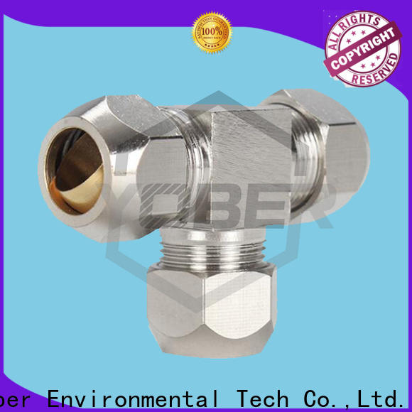 Yober hydraulic fitting types directly sale for agricultural machines