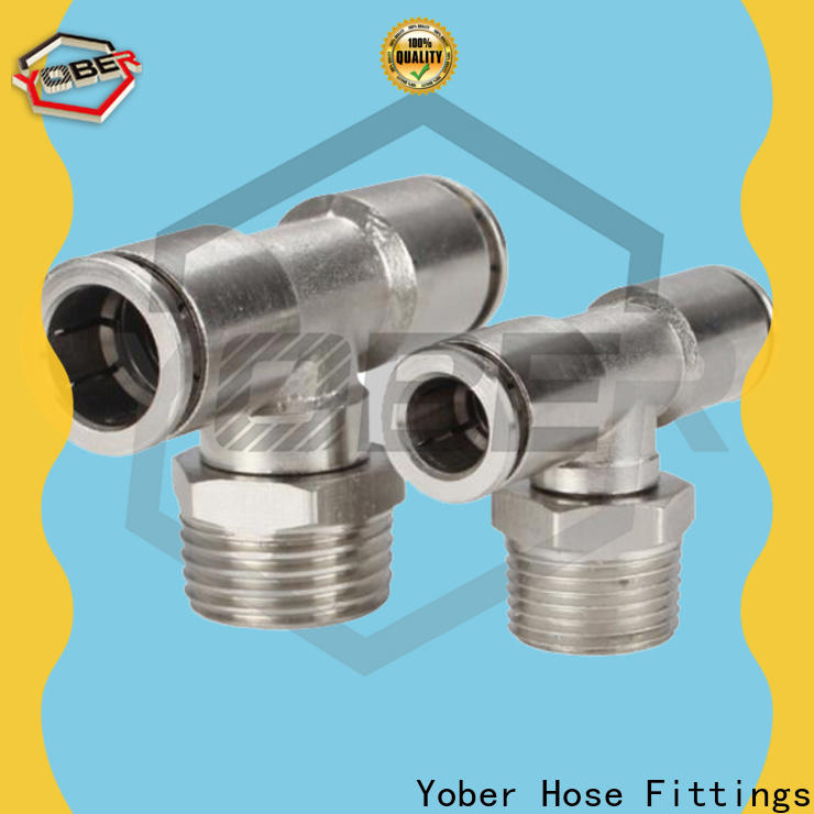excellent quick connect fittings series for water pipeline system