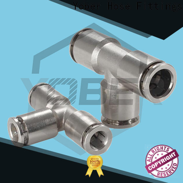 Yober quick connector factory direct supply for water pipeline system