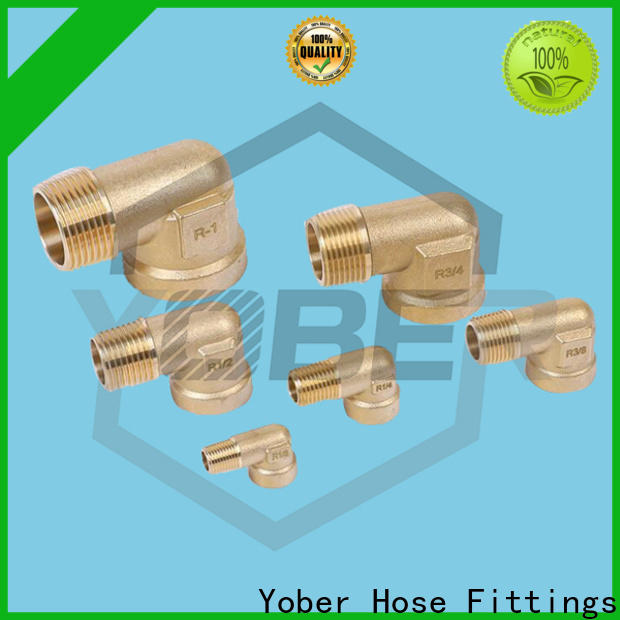 Yober hydraulic fitting manufacturer design for aircraft refueling