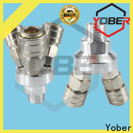 Yober hard contact seal quick connector factory direct supply for instruments and meters