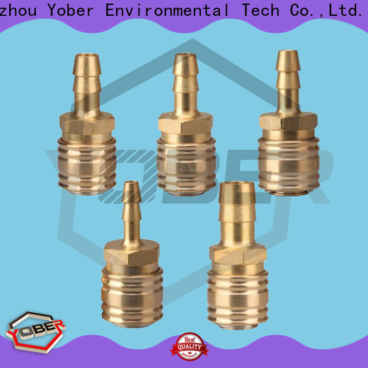 Yober reliable quick connector series for oil refining