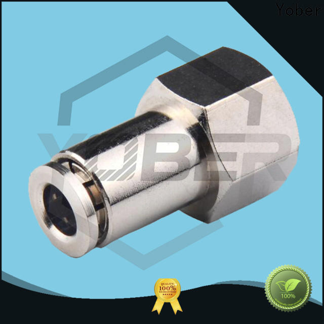 Yober hot sale hydraulic fitting customized for aircraft refueling