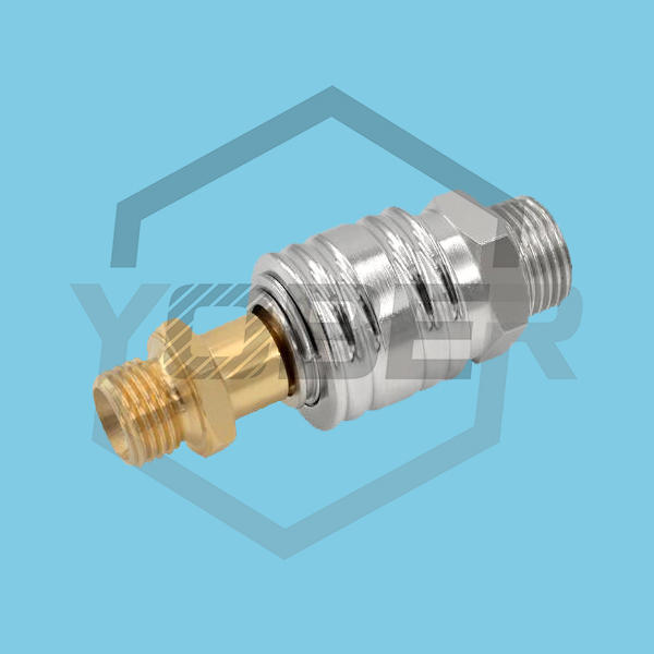 China OEM Pneumatic Ftting Tube Connector Quick Coupling Fittings