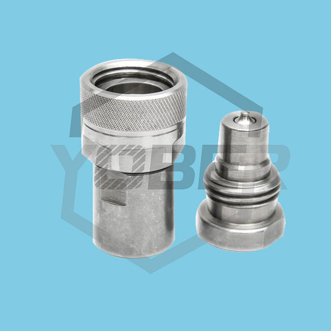 China OEM Quick Fittings Screw Quick Couplings Hydraulic Connectors