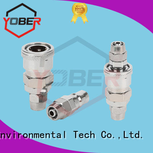 stable quick connect fittings series for oil refining