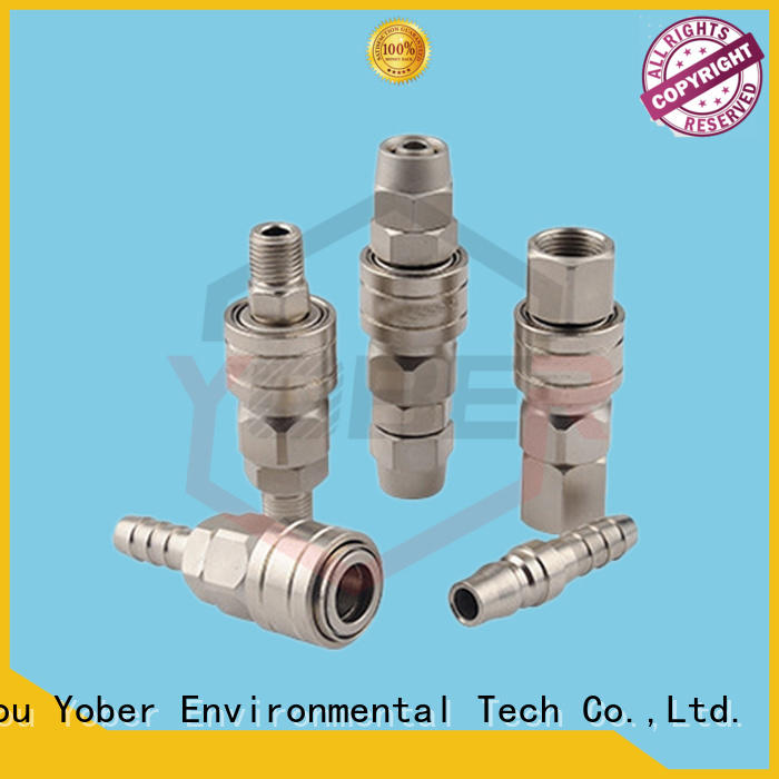 Yober pneumatic quick connector series for oil refining