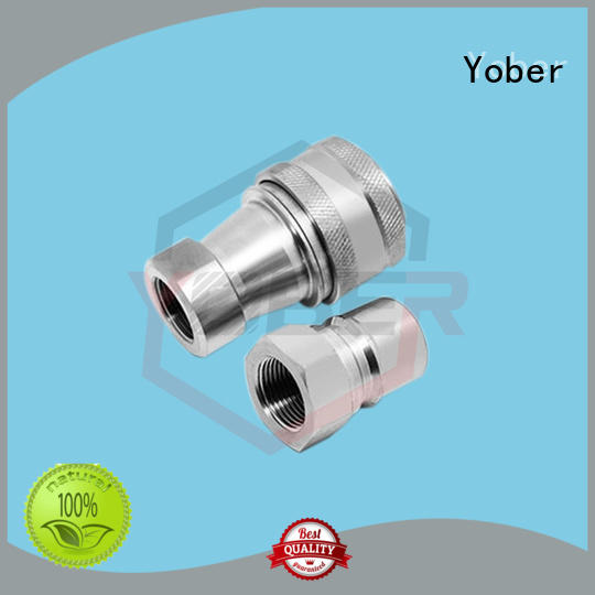 Yober stable quick connector factory direct supply for instruments and meters