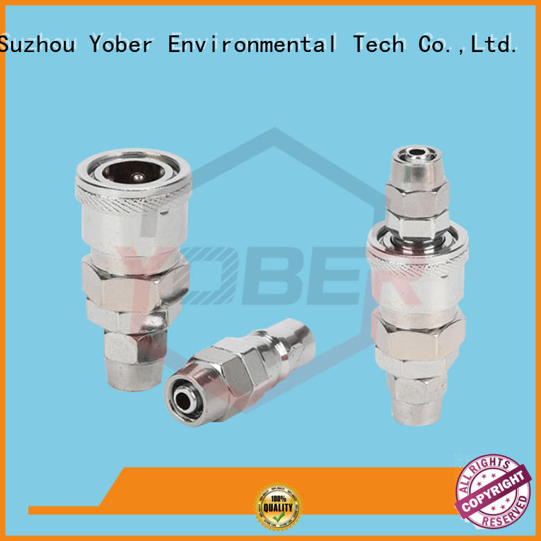 Yober quick connect coupling customized for oil refining