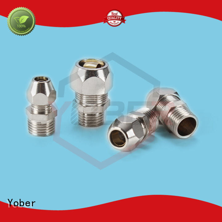 long lasting flange hydraulic fittings series for agricultural machines