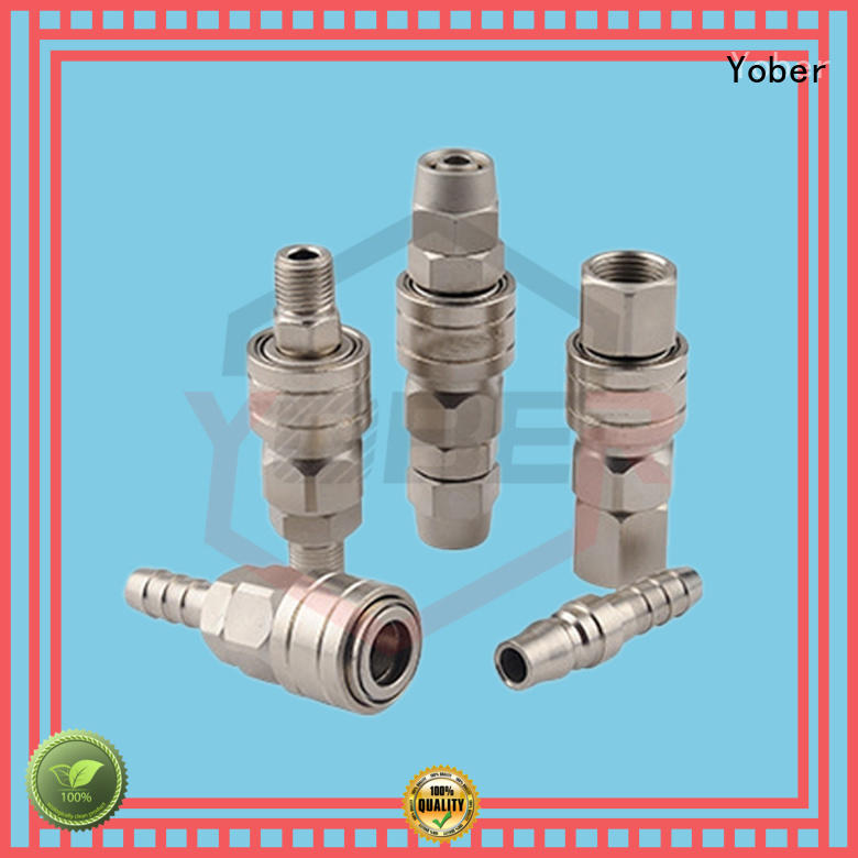 Yober durable quick connector directly sale for oil refining