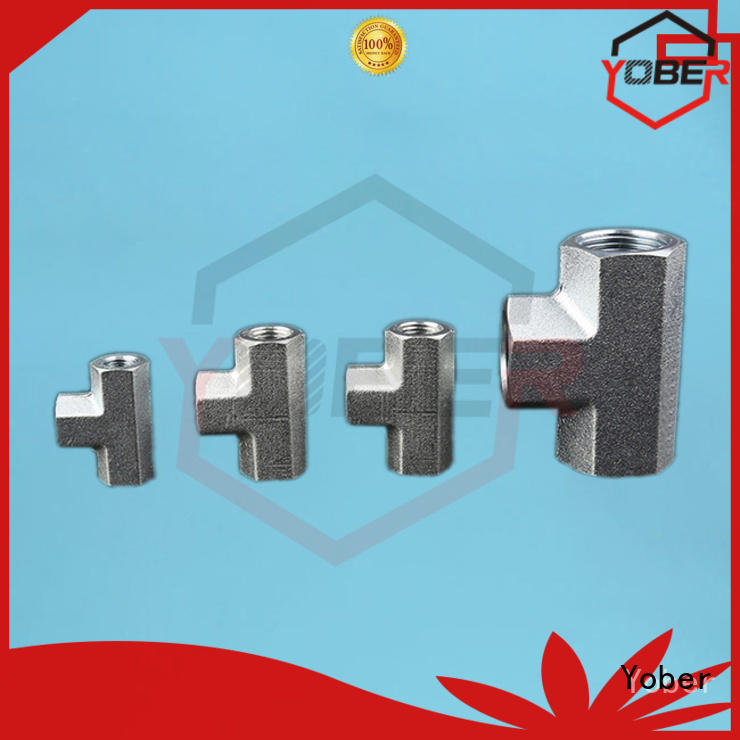 Yober pressure hydraulic fitting factory direct supply for aircraft refueling