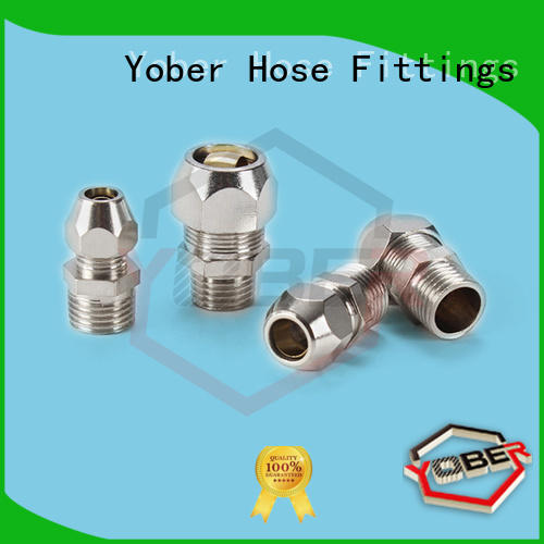 high quality hydraulic fitting types factory direct supply for washdowm