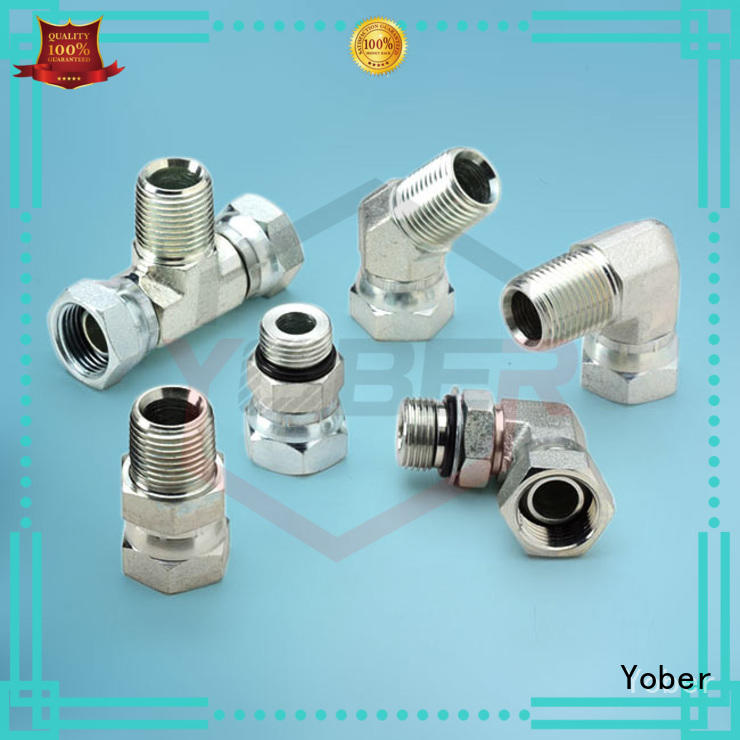 sturdy hydraulic adapter series for agricultural machines