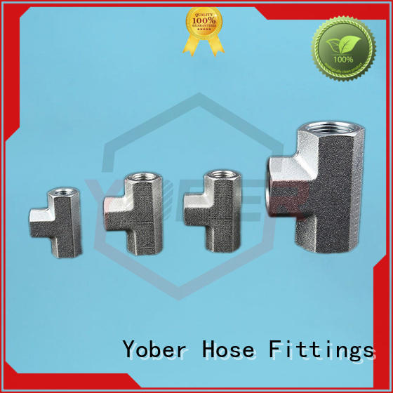 Yober hydraulic fitting sizes series for aircraft refueling