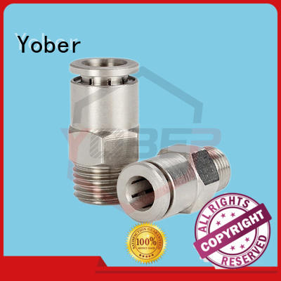Yober reliable quick connector customized for instruments and meters