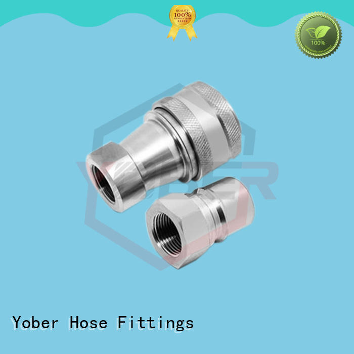 Yober quick connector series for instruments and meters
