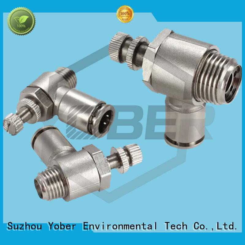 Yober quick connector customized for oil refining