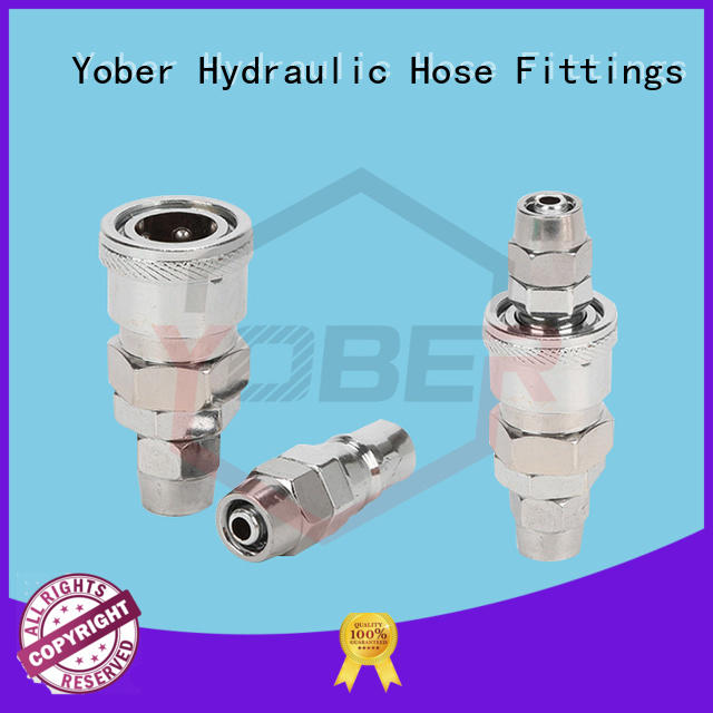 Yober stainless steel quick connect coupling factory direct supply for water pipeline system