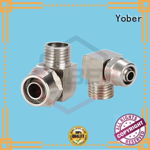 Yober sturdy hydraulic adapter fittings wholesale for agricultural machines