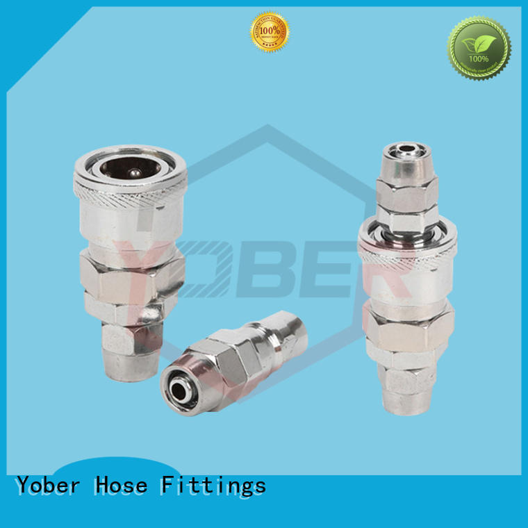 Yober waterproof quick connector customized for oil refining