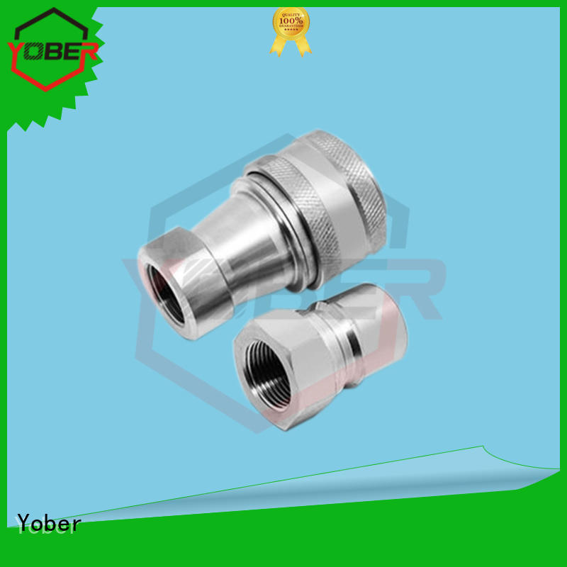 Yober professional quick connect fittings factory direct supply for water pipeline system