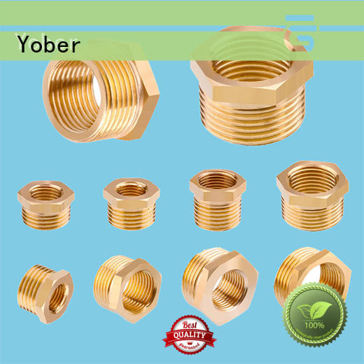 Yober female hydraulic adapter customized for aircraft refueling