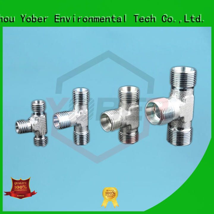 Yober stainless steel hose fitting factory direct supply for oilfield
