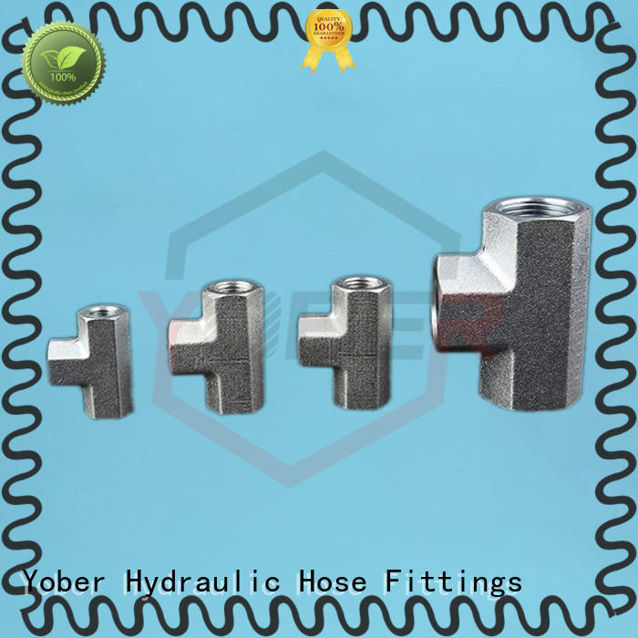 long lasting hose pipe fittings directly sale for oilfield