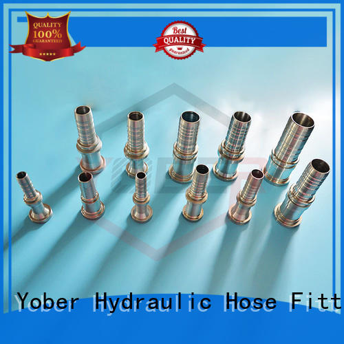 Yober heavy duty hydraulic flange fittings factory direct supply for aircraft refueling