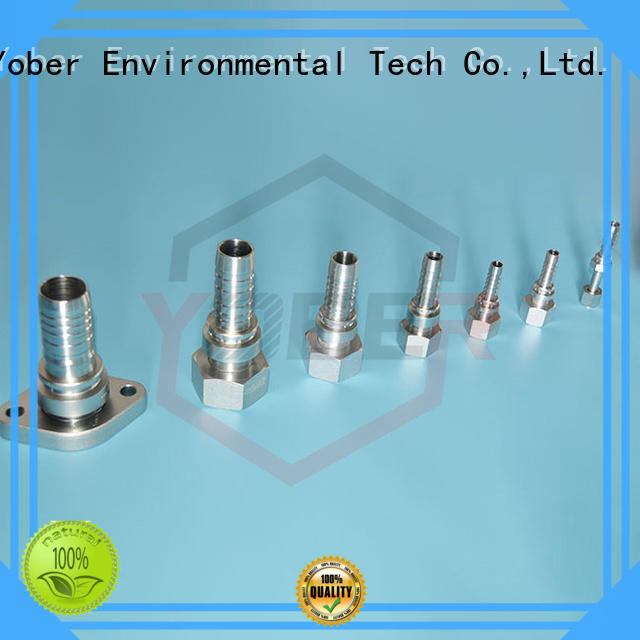 Yober hot sale hydraulic fitting manufacturer customized for oilfield