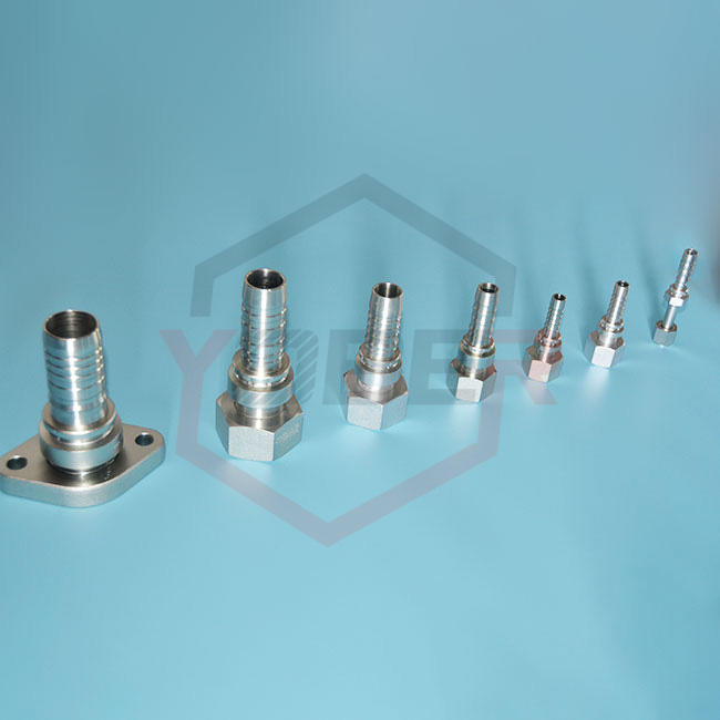 Manufactuers Suppliers Hydraulic Hose Pipe Fitting&couplings