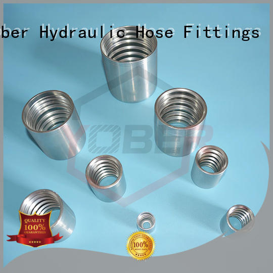 durable hydraulic ferrules crimping customized for instruments and meters