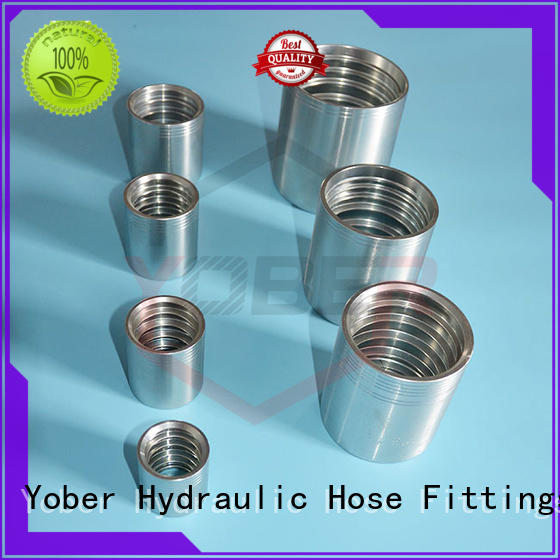 reliable hydraulic ferrules customized for water pipeline system
