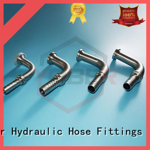 Yober hydraulic hose fittings directly sale for oilfield