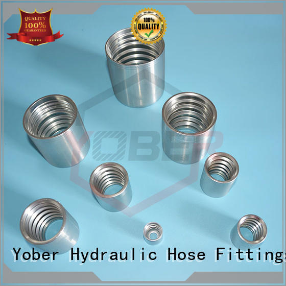 Yober hose ferrule wholesale for water pipeline system