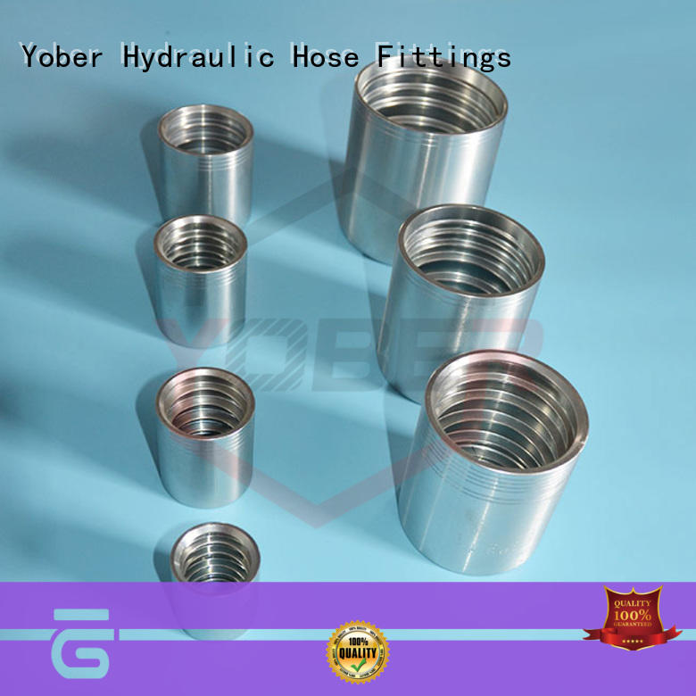 stable hydraulic ferrules manufacturer for oil refining