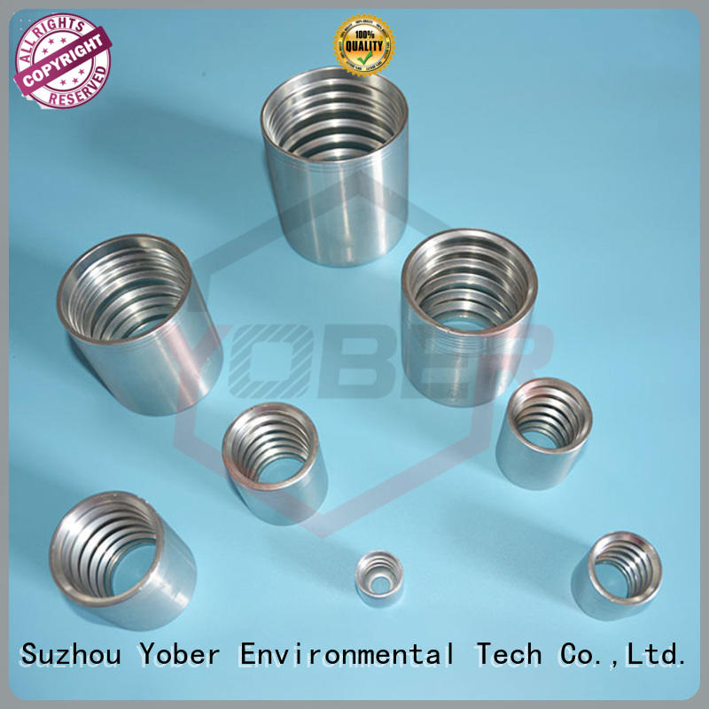 Yober hose ferrule series for instruments and meters