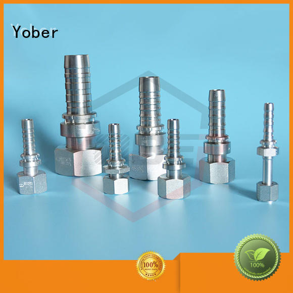 Yober heavy duty hose fittings factory direct supply for washdowm