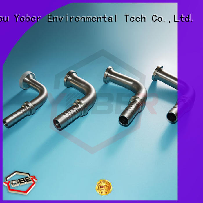 Yober stainless steel hydraulic fitting types design for oilfield