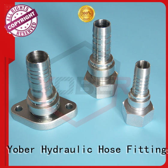 Yober excellent hydraulic fitting sizes design for washdowm