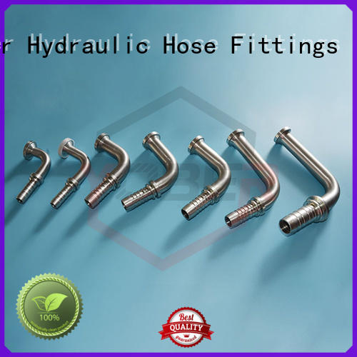 male and female threaded hydraulic fitting sizes customized for aircraft refueling